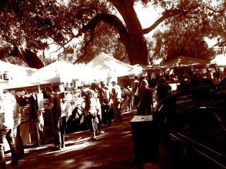 Eola farmer's market