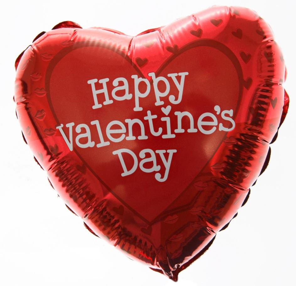 valentines balloon - Orlando Valentines Day