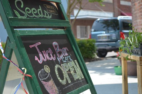 Seeds juice bar