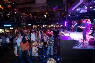 BB King's Blues Club interior
