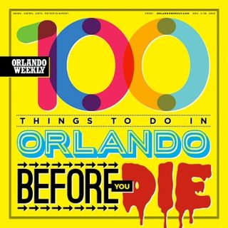 Orlando weekly 100 ideas