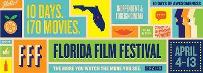 Florida film festival logo