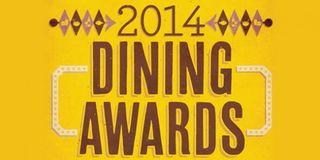 Dining award OMAG 2014