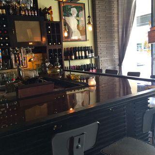 SCRATCH bar